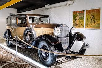 Ailleurs : Musée de l'Automobile - Fondation Pierre Gianadda - Martigny - Suisse