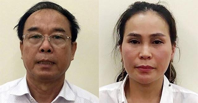 Ông Nguyễn Thành Tài vì có tình cảm với phụ nữ gây thiệt hại 250 tỷ đồng?
