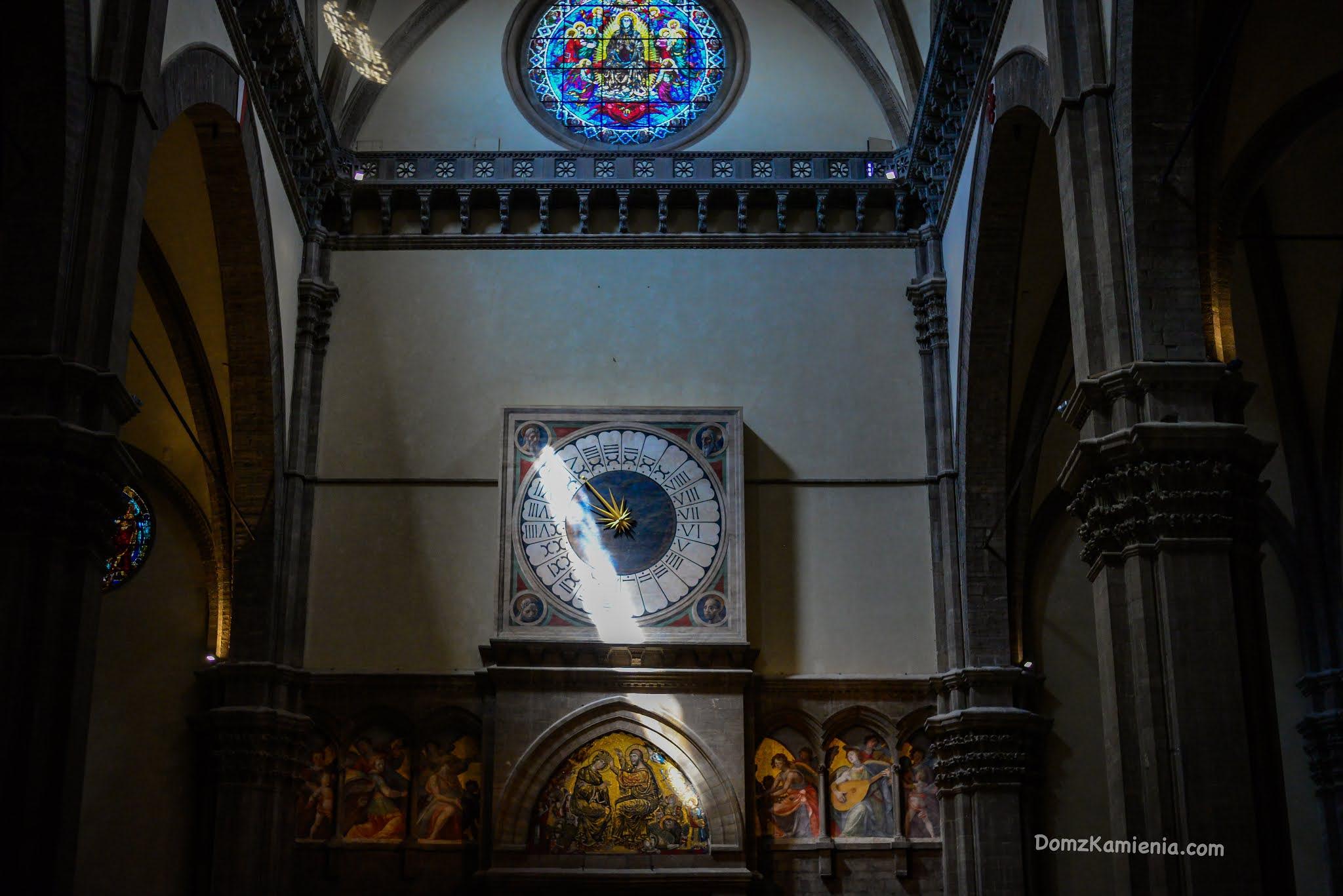 Dom z Kamienia, Florencja Duomo