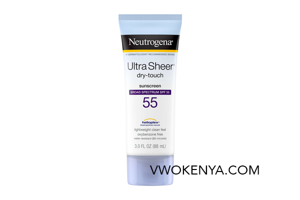 Kem chống nắng Neutrogena Ultra Sheer SPF 55