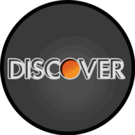 discover glowing icon
