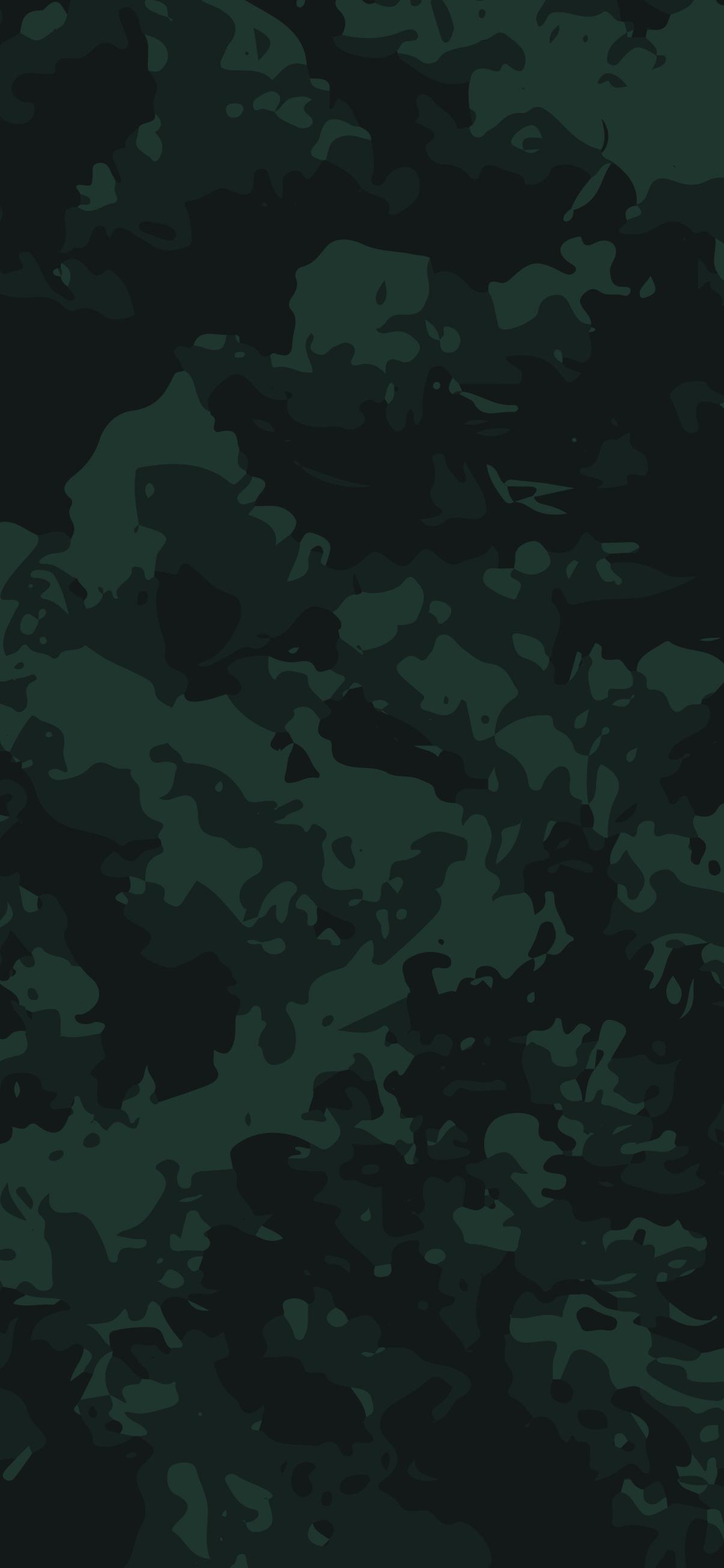 camouflage dark green
