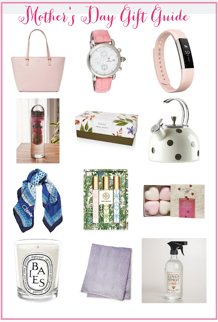 Mother's Day Gift Guide | Peonies & Orange Blossoms