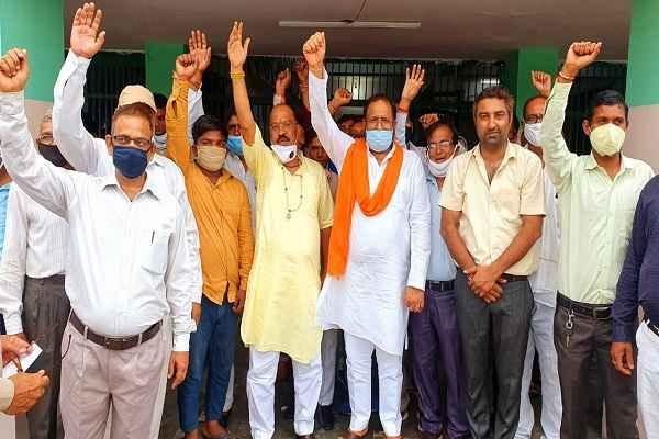 ex-minister-vipul-goel-celebrated-shri-ram-mandir-nirman-ayodhya
