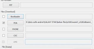 Tutorial Mengefles Hp Samsung Galaxy Star GT-S5282