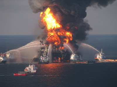 BP deepwater Horizon incident