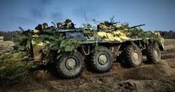 H Ρωσία προειδοποίησε έμπρακτα το ΝΑΤΟ, ότι αν «ωθήσει» το καθεστώς του Κιέβου σε ολοκληρωτικό πόλεμο κατά της ρωσικής επικράτειας στην Κρι...