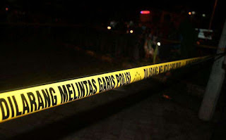 Densus Tangkap Terduga Teroris di Sidoarjo