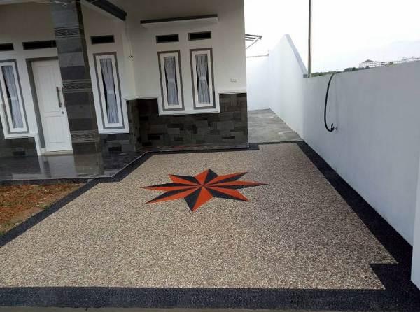 carport rumah type 36 gaya minimalis