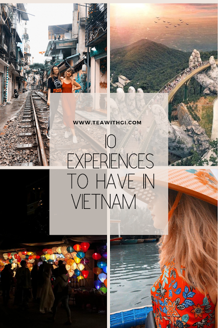 10 experiences to have in vietnam