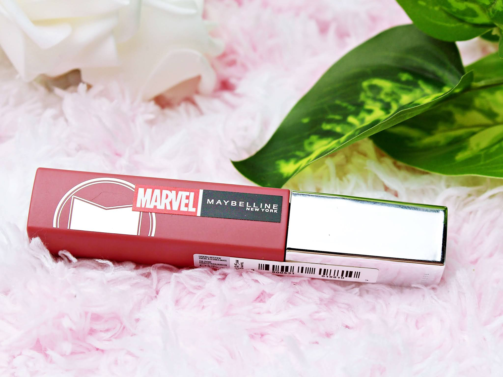 Matowa pomadka w płynie Lover Maybelline x Marvel Super Stay Matte Ink 15