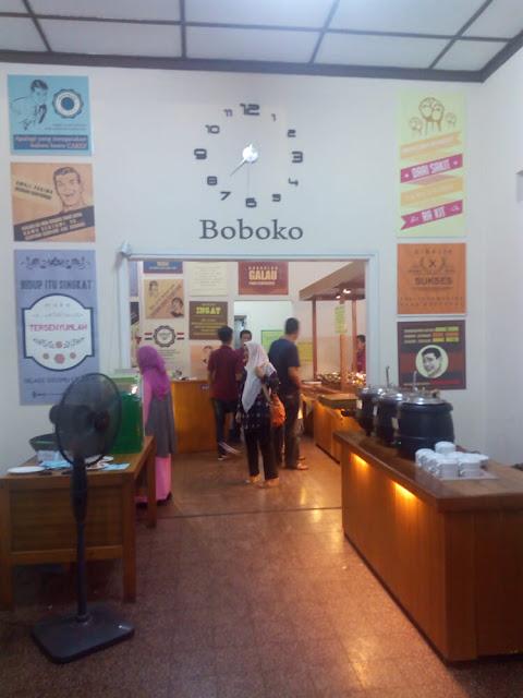 Ulang Tahun Mamah di Kedai Boboko dan The Valley
