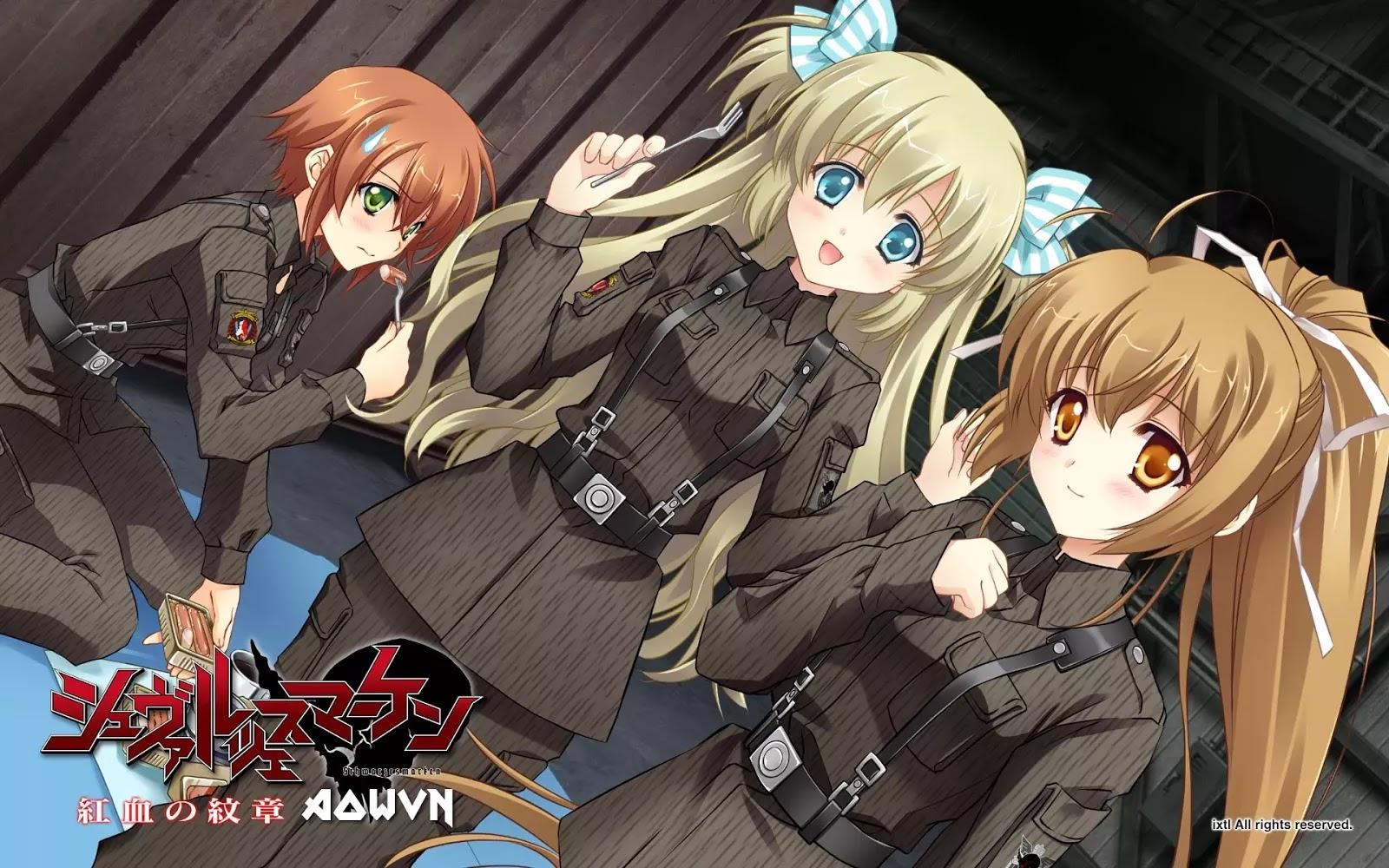 AowVN.org min%2B%25283%2529 - [ Anime 3gp Mp4 ] Schwarzesmarken | Vietsub - Mecha Hấp Dẫn