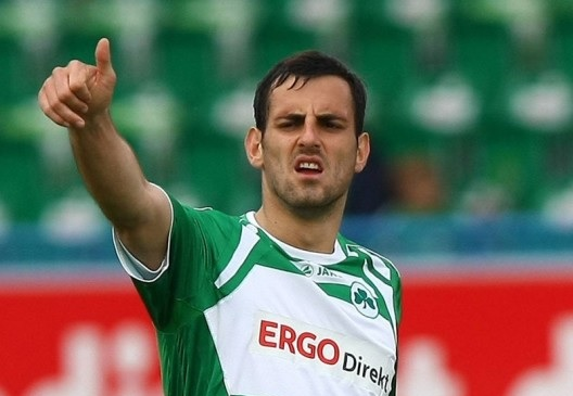 Mërgim Mavraj officially part of SpVgg Greuther Fürth
