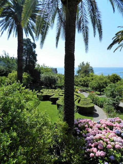 Isola del Garda giardini