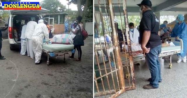 Sistema de oxígeno en hospital de Valles del Tuy dejó de funcionar
