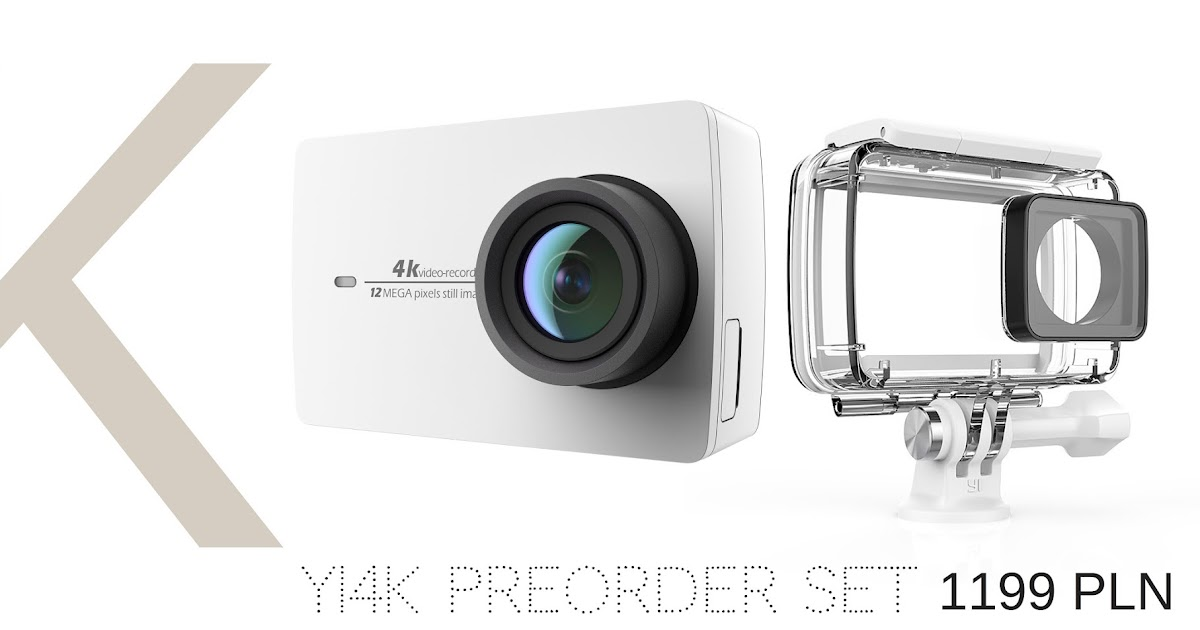 Xiaomi YI 4K Action Camera 2 for $250 | HP Answers