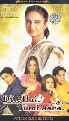 Sinopsis film Dil Hai Tumhaara (2002)