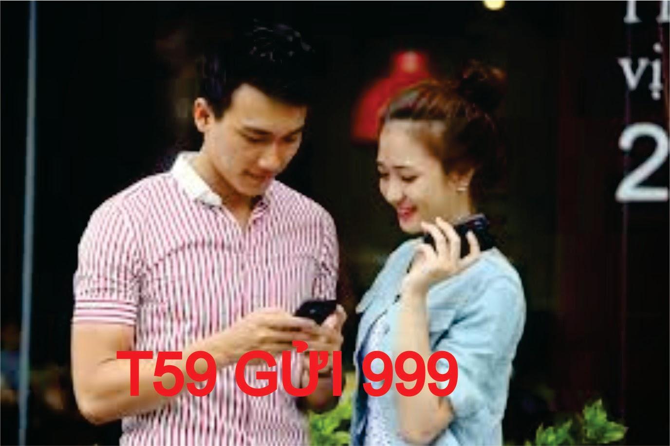 Đăng ký gói T59 của Mobifone