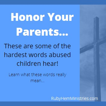 how to honor your abusive parents