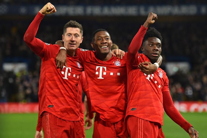 Barcelona set to end Bayern's mad unbeaten streak, Borussia Mönchengladbach defeated them last
