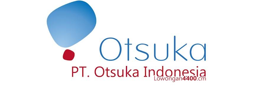 Lowongan Kerja PT. OTSUKA Indonesia (Pocari Sweat) 2019