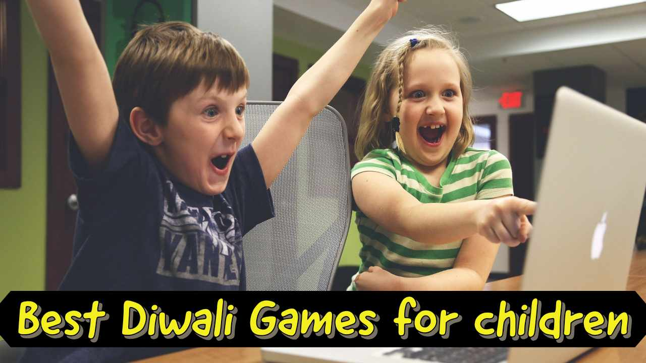 {Best 5} Diwali Games For children to play at Home  Diwali games 2021