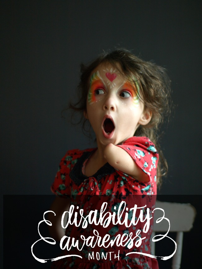 This Little Miggy Stayed Home || Disability Awareness Month