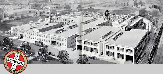 Schwinn Bicycle Factory