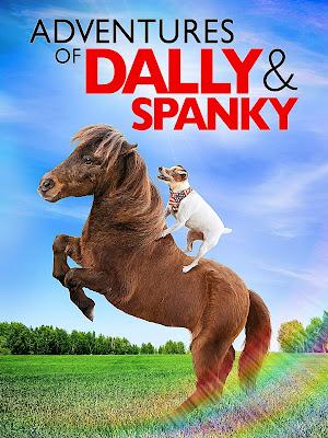 Adventures of Dally & Spanky 2019 DVD HD Dual Latino + Sub