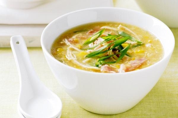 Cách nấu súp gà siêu ngon, ngọt thành chuẩn vị nhà hàng
