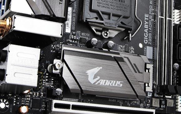 Disipador SSD M.2