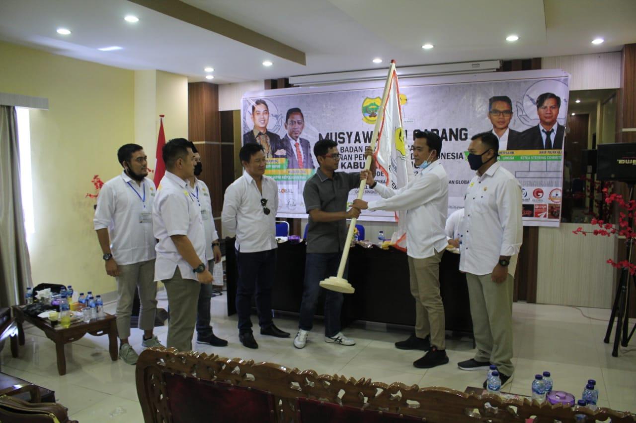 Terpilih Secara Aklamasi Sebagai Ketua BPC HIPMI Kabupaten Lingga, Yanuar Akan Menjalan Program Sesuai Visi dan Misi