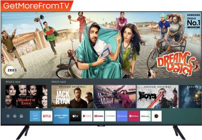 Samsung 108 cm 43 inch Ultra HD 4K LED Smart TV