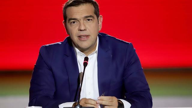 """Ο Τσίπρας, η """"αυταπάτη"""" του 2015 και η Συμφωνία των Πρεσπών"""