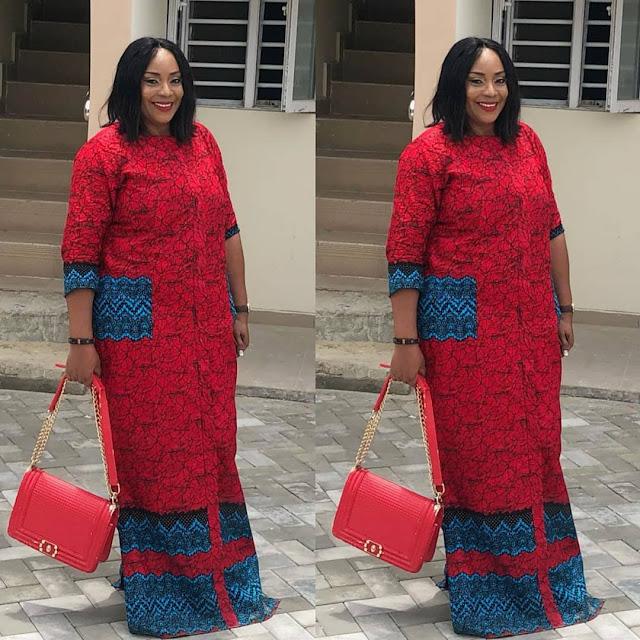 The 20 Best of Owambe Aso Ebi Dresses 13