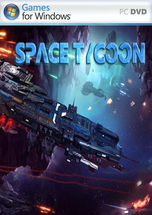 Space Tycoon PC Cover