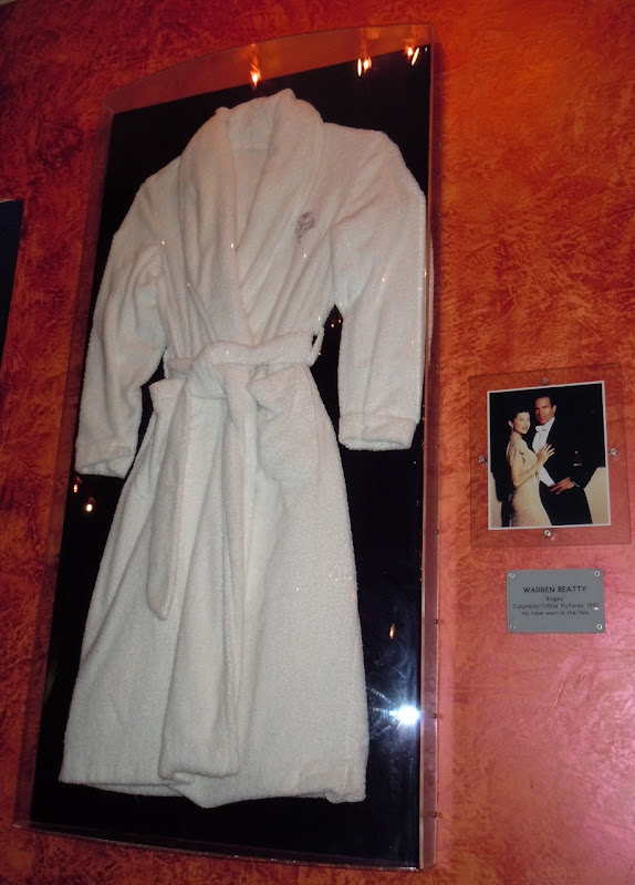 Warren Beatty Bugsy bathrobe