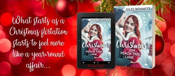 What starts as a Christmas flirtation starts to feel more like a year-round affair…