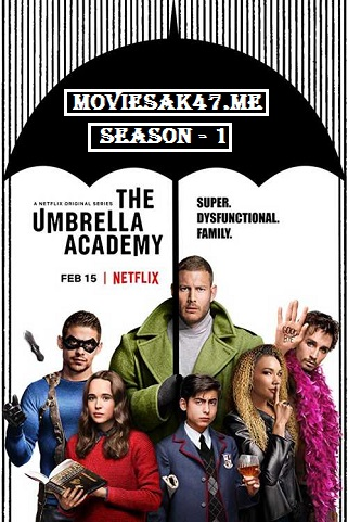 Watch Online Free The Umbrella Academy Season 1 2019 Full Download 480p 720p MKV RAR HD Mp4 Mobile Direct Download, The Umbrella Academy S01,