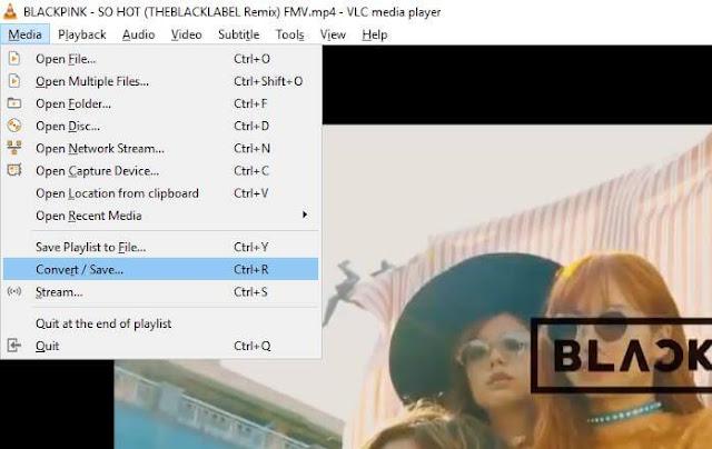Cara Mengkonversi File Audio/Video ke Format Apa Pun Menggunakan VLC