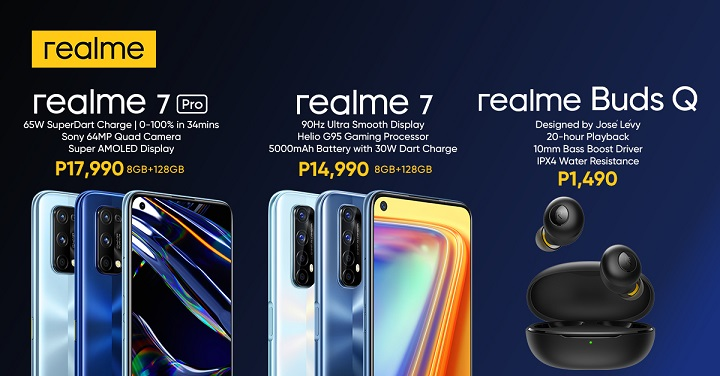 realme 7 series price philippines