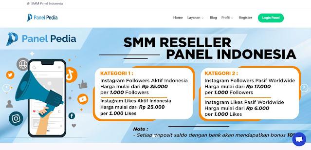 Cara Menggunakan SMM Panel Indonesia Terpercaya dan Terbaik