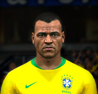 PES 2017 Faces Cafu by Jefferson_SF