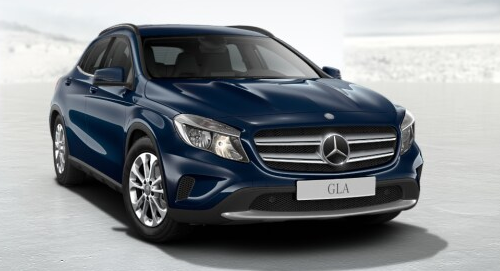Mercedes Gla 2016 Couleurs Colors