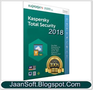 Kaspersky Total Security 2021 PC Version Download
