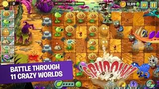 Plants vs Zombies 2 v 8.2.2 MOD APK Unlimited Money & Diamond