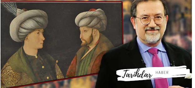 Murat BARDAKÇI - Fatih Sultan Mehmet Portresi Sahte Olabilir İddiası