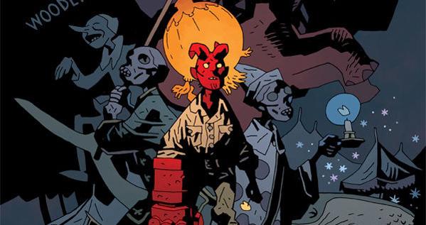 Hellboy Movie Reboot No More Called Blood Queen.