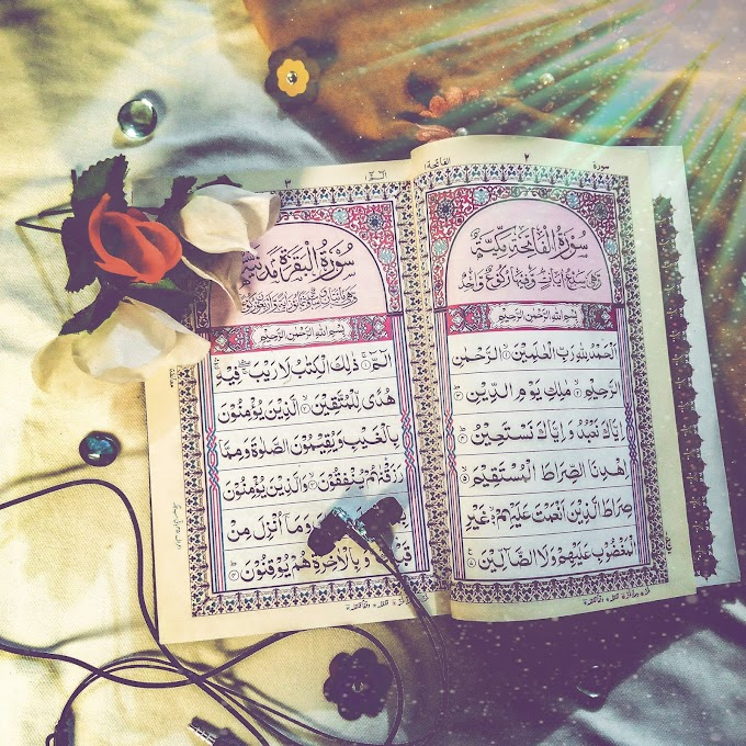What are you thankful for? (keeping up with Quran after motherhood)